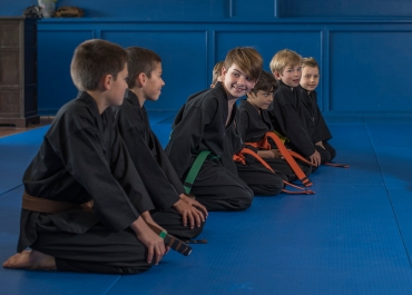 Mixed Martial Arts Marin Kids Children