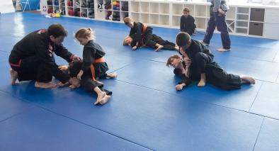 Mixed Martial Arts Marin Kids Children