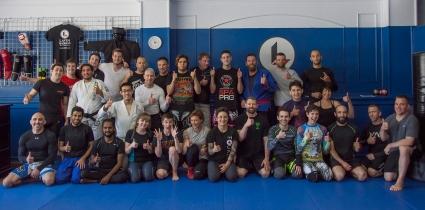 Mixed Martial Arts Marin Brazilian Jiu Jitsu Kickboxing