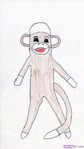 how-to-draw-a-sock-monkey